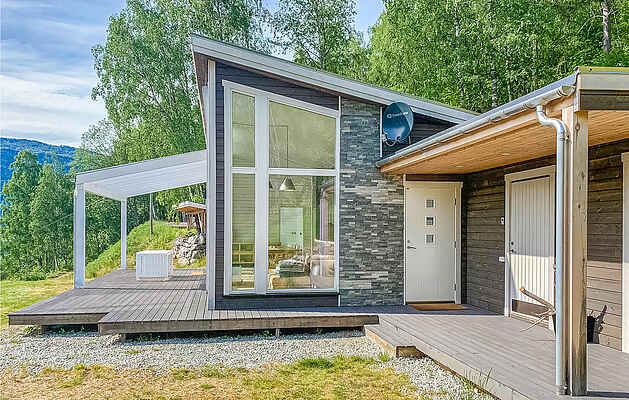 Holiday home in Ornes