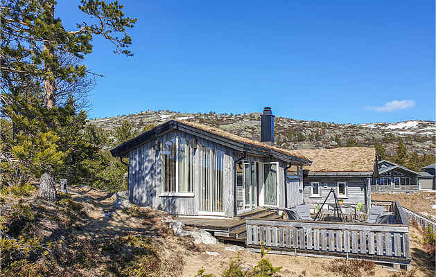 Holiday home in Hillestadheia