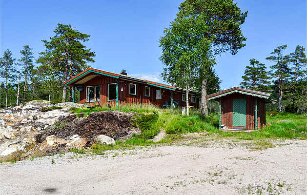 Holiday home in Lindesnes Municipality