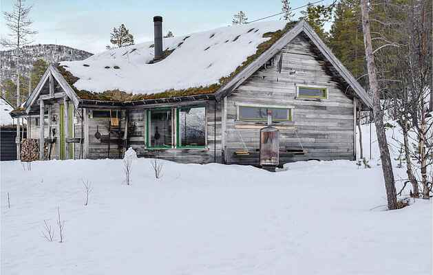Holiday home in Berdalen