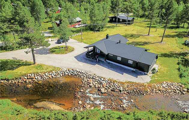 Holiday home in Giskeli