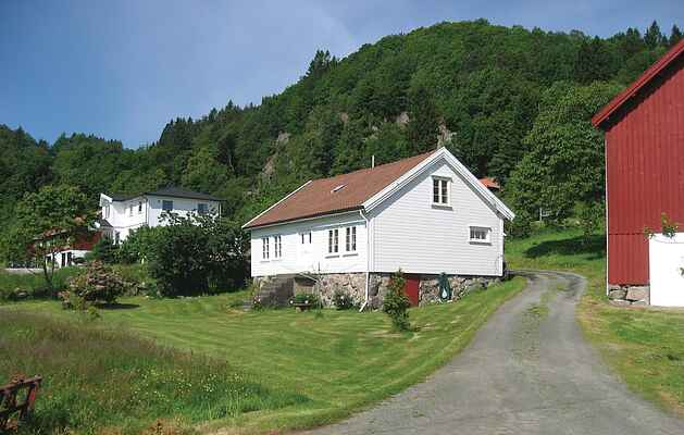 Holiday home in Lyngdal