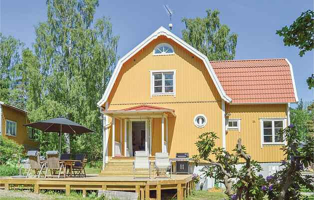 Holiday home in Boo